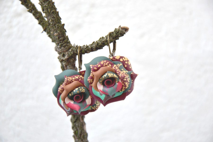 autumn-polymer-clay-floral-jewelry-2