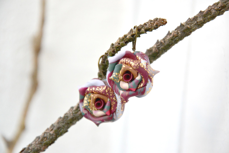 autumn-polymer-clay-floral-jewelry-4