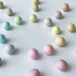 Polymer Clay Colour Mixing | Pastels with Brown